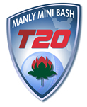Manly Mini Bash Logo